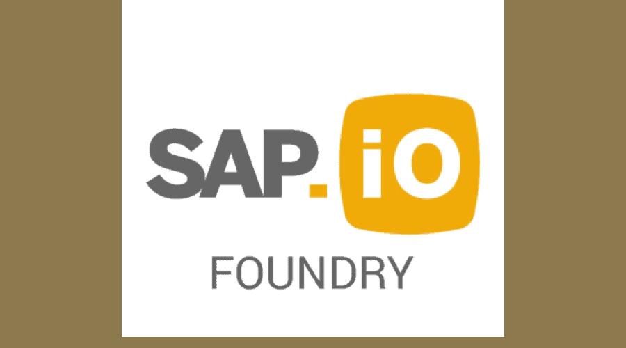 SAP.io Foundry
