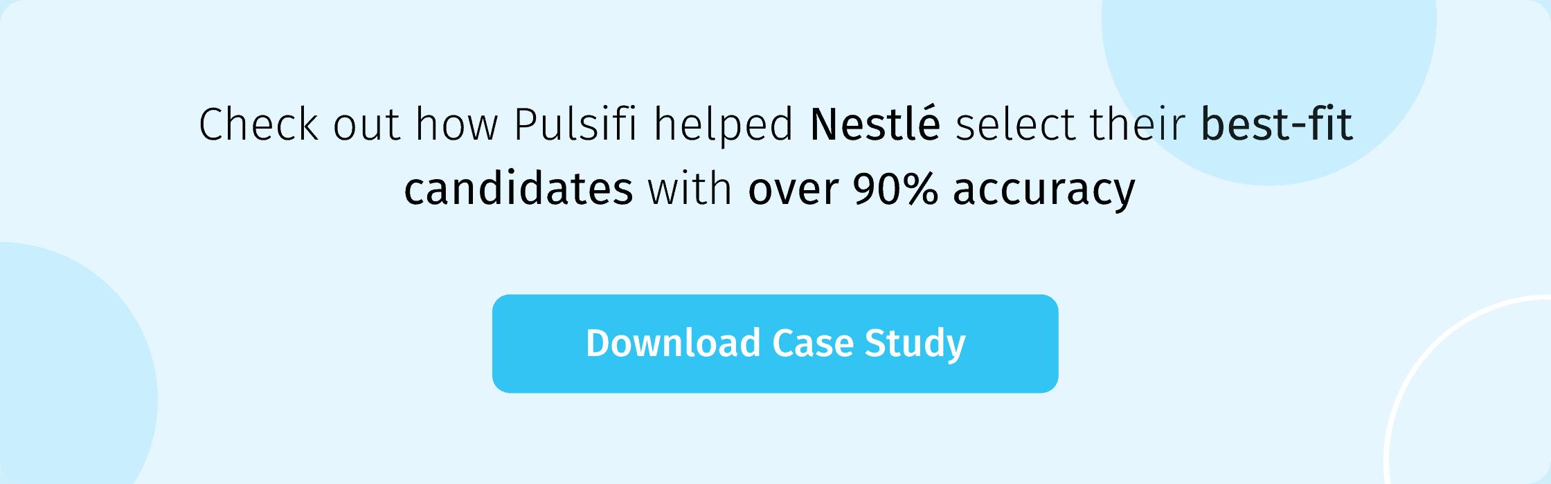 Nestlé Case Study Banner